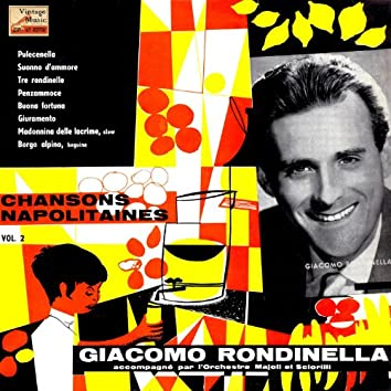 """Vintage Italian Song Nº 22 - EPs Collectors """"Canzoni Napoletane"""""""