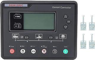 Xinwoer 【𝐍𝐞𝒘 𝐘𝐞𝐚𝐫 𝐃𝐞𝐚𝐥𝐬】 Accesorios para generadores, Premium 8 Idiomas, Larga Vida útil, Controlador Estable del Grupo electrógeno, Grupo electrógeno para Control de automatización