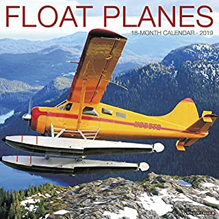 Float Planes 2019 Wall Calendar