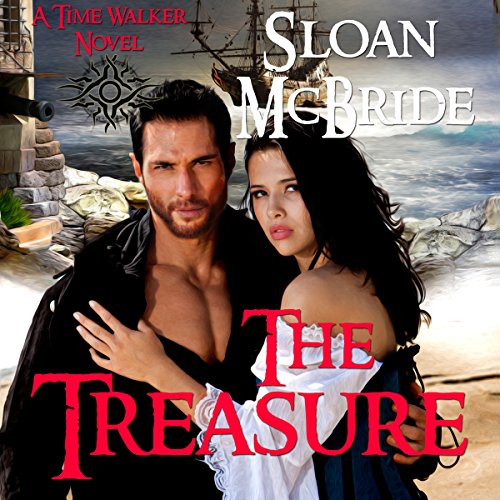 The Treasure audiobook cover art