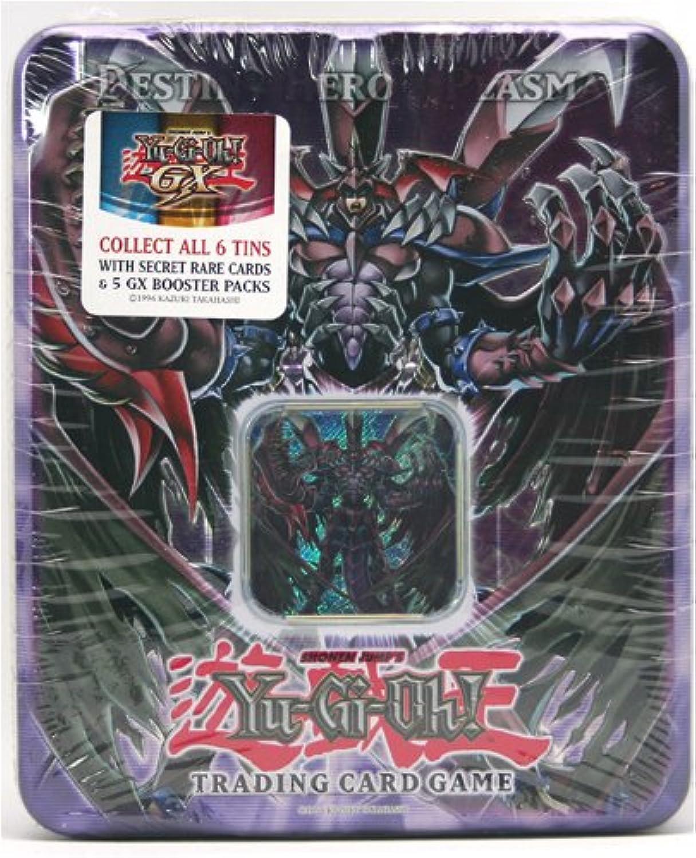 Yu-Gi-Oh Cards - 2007 Collectors Tin - DESTINY HERO PLASMA [Toy] [Toy] B000VJL5RW Neue Produkte im Jahr 2019  | Speichern