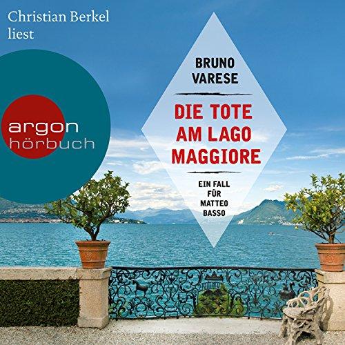 『Die Tote am Lago Maggiore』のカバーアート