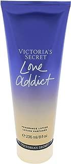Victoria's Secret Lotion for Women, Love Addict, 8 Ounce