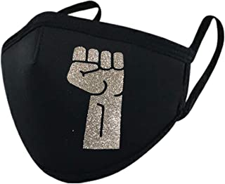 Protest Fist Hand Mask