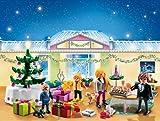 PLAYMOBIL Adventskalender – Weihnachtsabend mit beleuchtetem Baum - 2