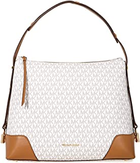Michael Kors Womens Crosby Large Shoulder Shoulder Bag