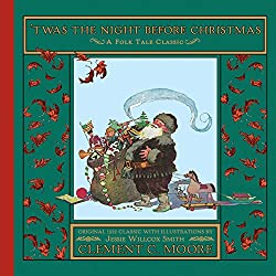 Twas The Night Before Christmas Poem Children's Book