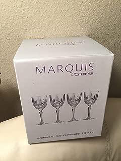 Markham 13 Ounce Goblet Glass (Set of 4)