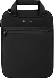 Targus Vertical Slipcase with Hideaway Handles for 14-Inch Laptop, Black (TSS913)