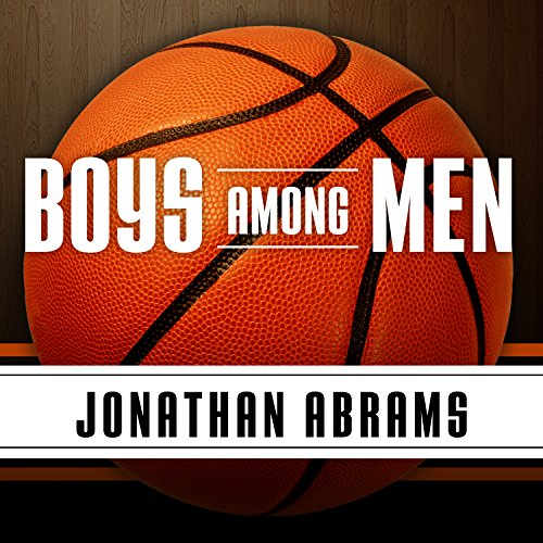 Boys Among Men audiobook cover art