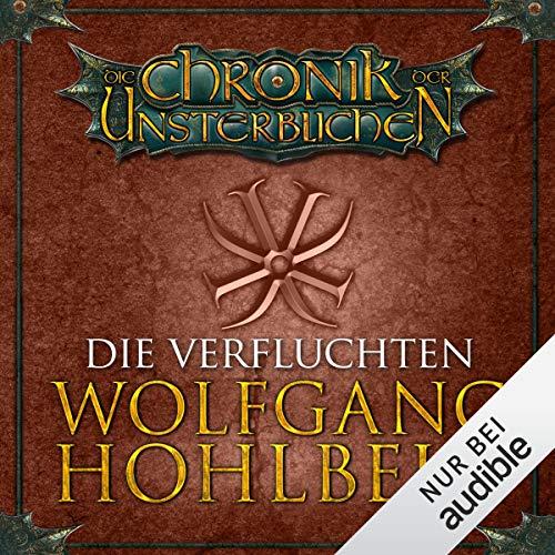 Die Verfluchten audiobook cover art