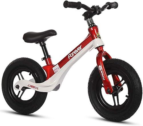 Precio por piso Bicicletas sin pedales pedales pedales Bicicletas de Equilibrio, Carro de Equilibrio para Niños 3-4-5-6 años Scooter para Niños sin Pedal para Niños pequeños en Bicicleta ( Color   C )  diseños exclusivos