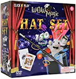 Click N' Play Magic Tricks Set for Kids Over 150 Tricks Includes Manual