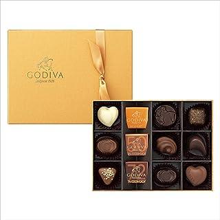 ゴディバ (GODIVA) ゴールドコレクション 12粒