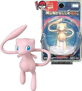 Anime Figur Pokemon Mew 3-5Cm Action Figur Collection Modell Leksaker För Barn Gåvor