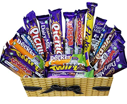 Luxury Cadbury Chocolate Selection Box - Mega Cadburys Hamper Gift
