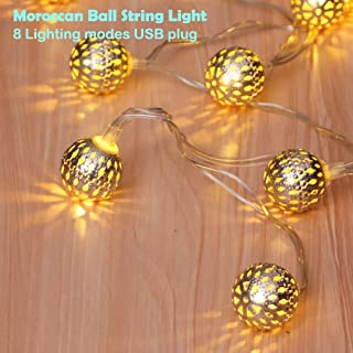 Best moroccan string lights in white Reviews