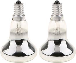 Blesiya 2 Stuks 40W R50 E14 Reflectorlamp Spotlight Lamp Gloeilamp Voor Lavalamp