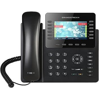 Grandstream GXP2170 IP電話機 6-SIP 12-Line 大型カラー液晶 PoE [国内正規品]