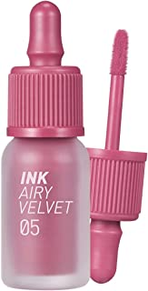 Peripera Ink Airy Velvet 0.14 Ounce 05 Genius Rosy Pink (NEW)