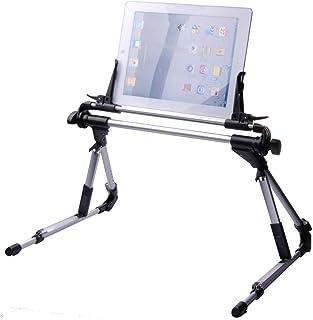 comprar comparacion Soporte universal ajustable y plegable para dispositivos de menos de 24cm. Para Samsung Galaxy, Tablets, iPad 1...
