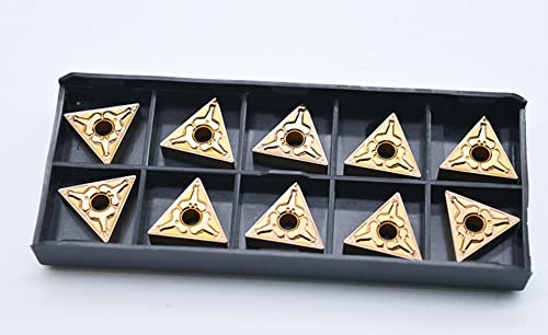 discount 10PCS wholesale TNMG 331-TM online LF9018 / TNMG 160404-TM LF9018 Milling Carbide Cutting Inserts For Turing Tool Holder Boring Bar outlet sale