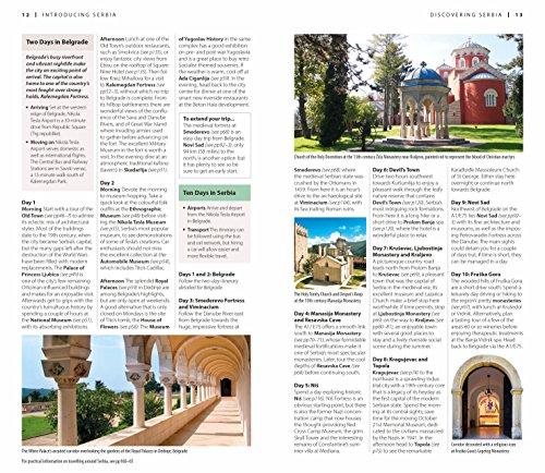 DK Eyewitness Serbia (Travel Guide) - 61+qJrO DhL