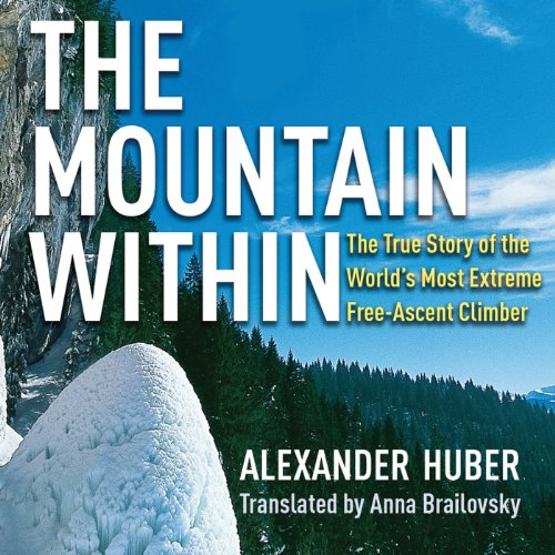 The Mountain Within audiobook cover art