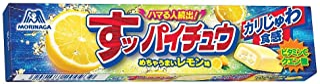 森永製菓 すッパイチュウ<レモン味> 12粒×12本