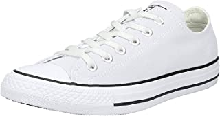 Converse Chuck Taylor All Star Ox, Zapatillas Unisex Adulto, Beige (Natural White/Unblecach White), 51 EU