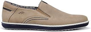 Fluchos | Zapato de Hombre | Pegaso 9707 Creta Marmota | Zapato de Piel de Nobuck | Cierre con Cordones | Piso TR