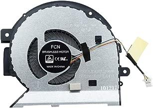 New CPU Cooling Fan for HP Envy X360 15-BP 15M-BP 15-BP010CA 15M-BP012DX 15-BP152WM 15M-BP112DX 15-BP011DX 15M-BP111DX Series 924348-001 924349-001 by YDLan