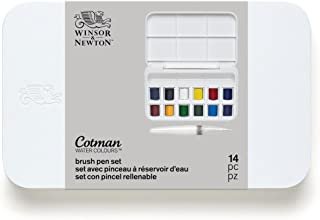 Best winsor and newton 12 fine watercolor set Reviews