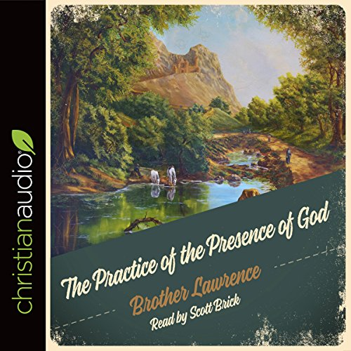 Practice of the Presence of God audiobook cover art