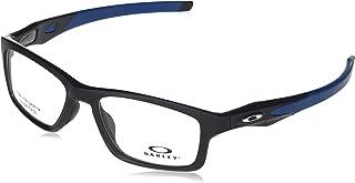 Oakley Men's Ox8090 Crosslink Mnp Rectangular Prescription Eyewear Frames