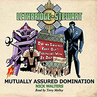 Lethbridge-Stewart: Mutually Assured Domination audiobook cover art