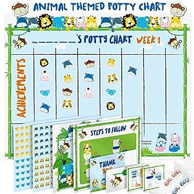 potty chart boys