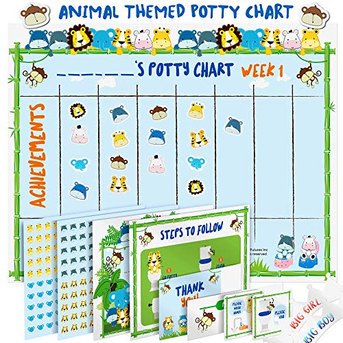 reward chart potty training - 9