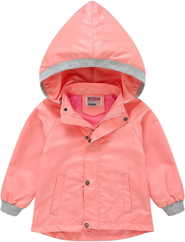 Boys Girls Rain Jackets El Paso Mall Hooded K Raincoat Waterproof overseas Lightweight