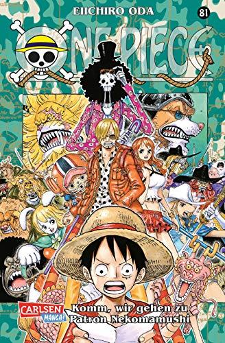 One Piece, Bd.81