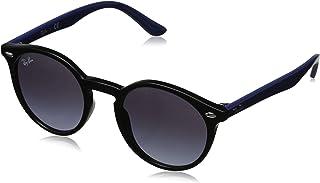 09e29c9b8f Ray-Ban Junior 0RJ9064S 70428G 44 Gafas de sol, Black/Grey Gradient,