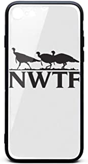 National-Wild-Turkey-Federation- iPhone 6 Plus Case Classic Anti-Scratch&Fingerprint iPhone 6s Plus Covers Heavy Duty Shock-Absorption Rubber iPhone 6/6s Plus Cases