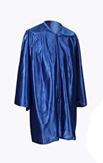 Cap and Gown Direct Shiny Preschool and Kindergarten Graduation Gown Only 2019