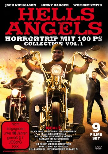 Hells Angels Collection - Horrortrip mit 100 PS [3 DVDs]