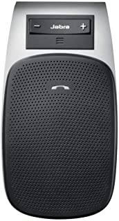 Jabra Drive Bluetooth In-Car Speakerphone – Noise Cancelling Hands-Free Microphone and Speaker for Calls, Music Streaming and GPS – Black