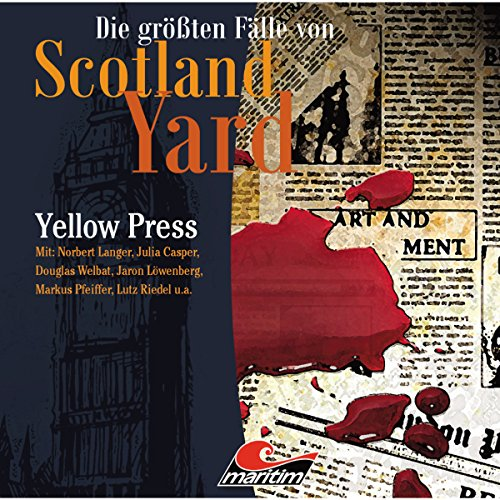 Yellow Press Titelbild