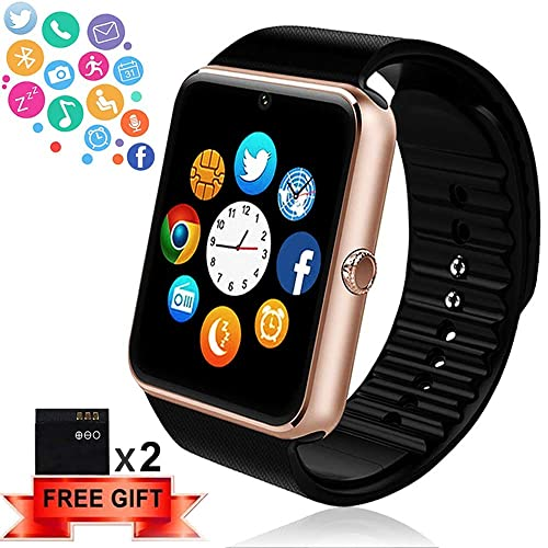 promo code 80d6f db61f Smart Watches Compatible with iPhone: Amazon.com