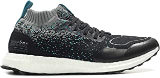 Consortium x Packer x Solebox Men Ultraboost Mid Sneaker Exchange (Black/core Black/Energy Blue)