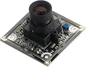 Spinel 5MP USB Camera Module Aptina MT9P001 Sensor with Non-distortion Lens FOV 120 degree, Support 2592x19440@15fps, UVC Compliant, Support most OS, Focus Adjustable, UC50MPB_ND