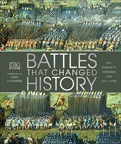 Battles that Changed History: Epic Conflicts Explored and Explained